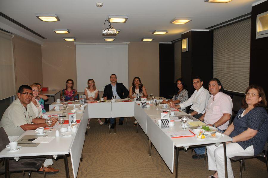 İstanbul Özel İstihdam Büroları Derneği Çalışma Toplantısı